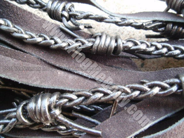 BARBED WIRE FLOGGER