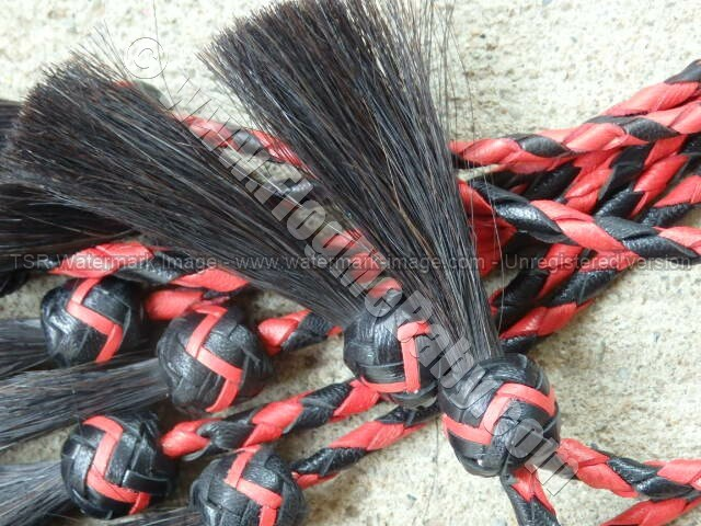 BALL PLAITED FLOGGER