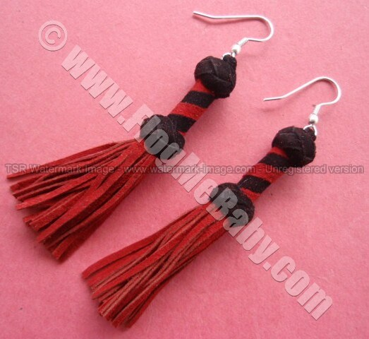 FLOGGER EARRINGS