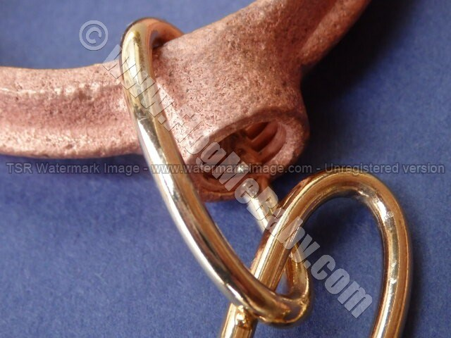 METAL SHACKLES